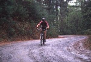 Mountain Biking on the North Carolina Trails