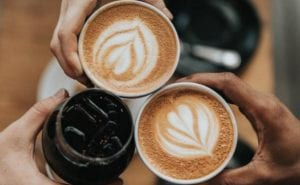 Local Cafés Serving Up Hot Coffee!